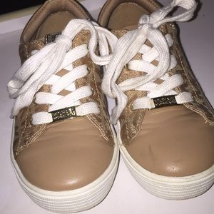 Micheal Kors Sneakers Toddler Girls Size 10